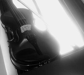 #17 A Violin In The Window      Daisy Sa