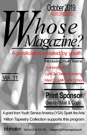 3 New Sept 2018 Oct 2019  Whose Magazine
