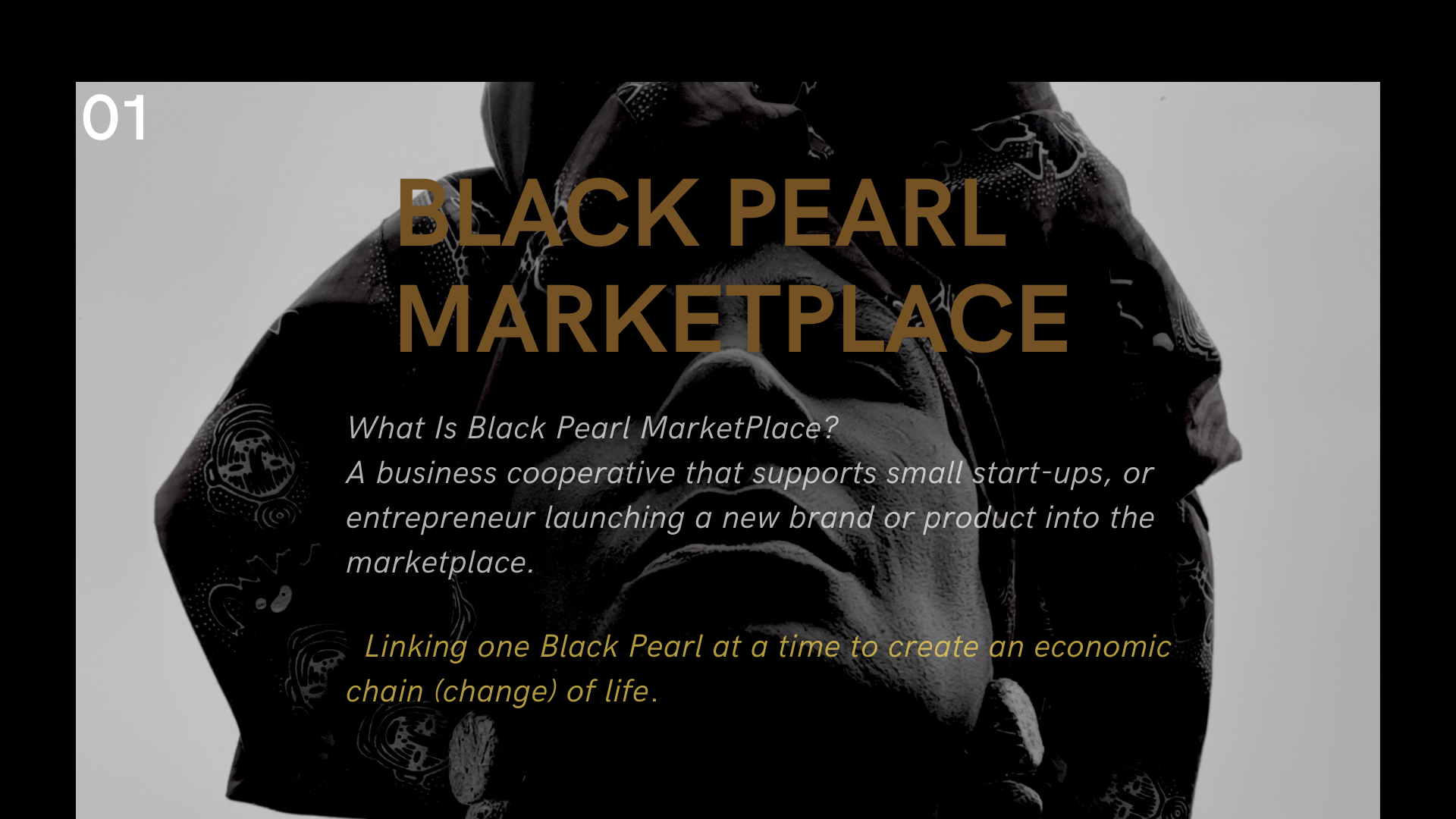 What Is Black Pearl MarketPlace?