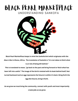 The Symbol of The Sankofa Bird