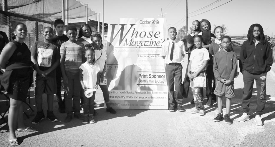 Families from Adinkra Nola & light Christian Academy