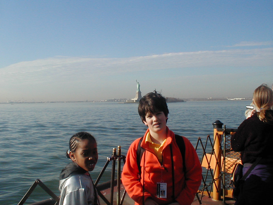 Nishann & Joanne in New York City