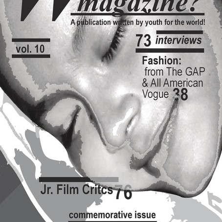 Whose Magazine? A Youth Publication