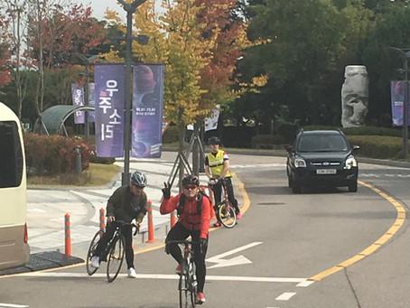 자전거 라이딩!! 남산을 정복하라
