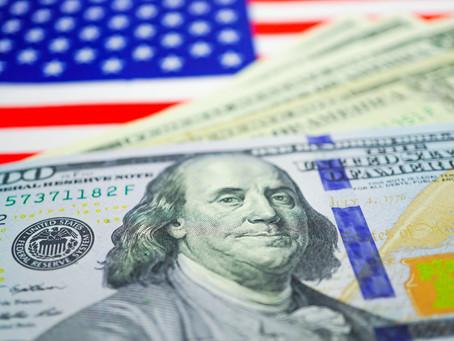 Bolsas de valores en USA reaccionan positivamente.