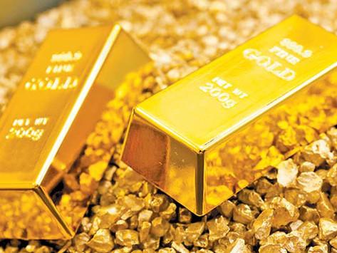Cotización histórica del oro - Parte I