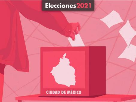 Elecciones México 2021