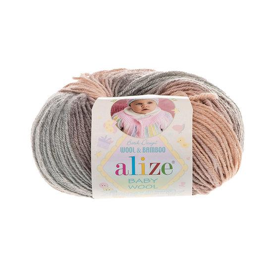 Baby Wool Batik 4726
