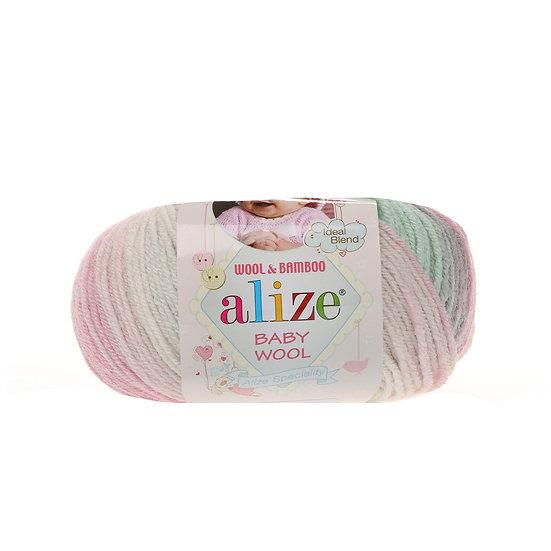 Baby Wool Batik 6541