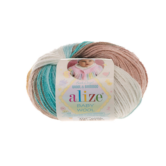 Baby Wool Batik 6320