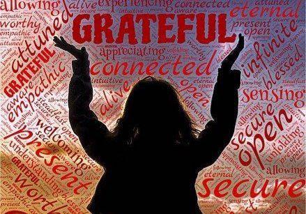 Never Underestimate the Power of Gratitude