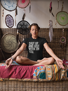 t-shirt-mockup-of-a-yoga-girl-surrounded