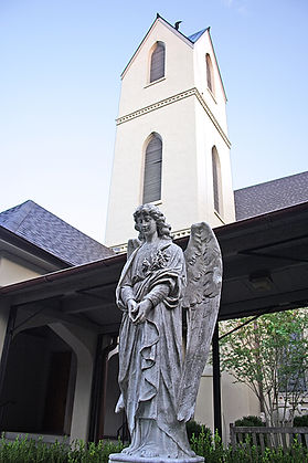 angel and bell tower.JPG