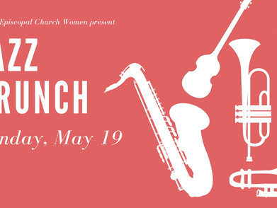 Jazz Brunch to be held May 19