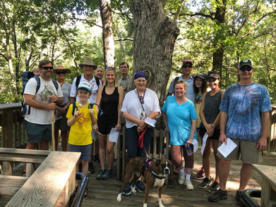 Holy Hikes comes to West Alabama!
