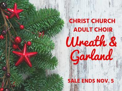 Balsam Wreaths & Garland Sale