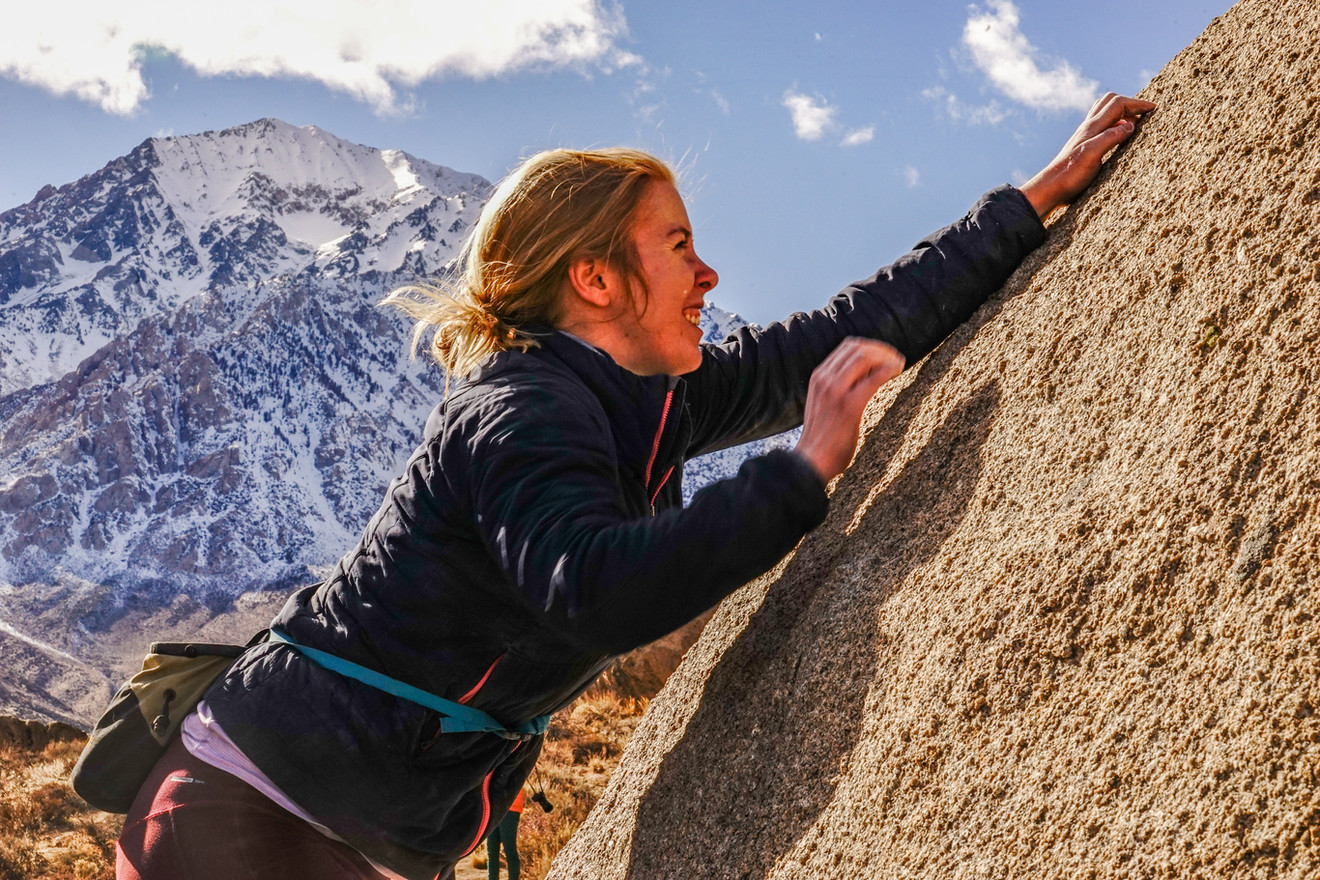 Women's Climbing Festival, 2018, Bishop, CA