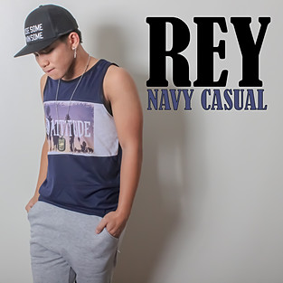 Navy Casual