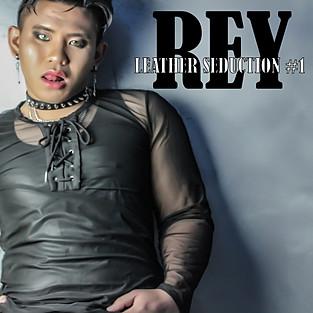 Leather Seduction #1