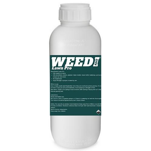 Professional Pro Lawn Herbicide