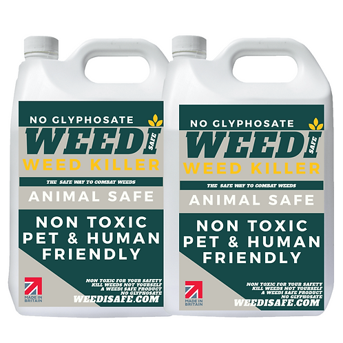 Weedi Safe Weedkiller 5 Litre Concentrate