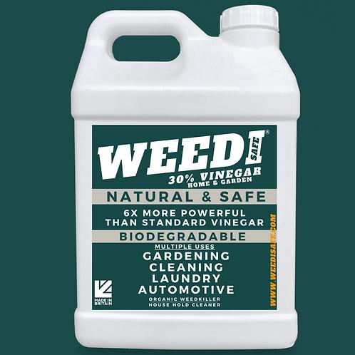 30% All Purpose Eco Friendly Vinegar - Organic - (5 Litre) Weed Killer & Cleaner