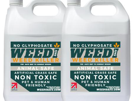 Organic Weed Killer