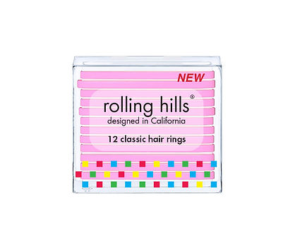 Rolling-Hills-Classic-Hair-Rings-Pink.jp