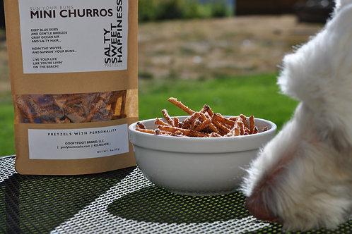 Sun Your Buns - Mini Churros