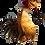 Thumbnail: Cowabunga!  -  Chicken in a Pretzel