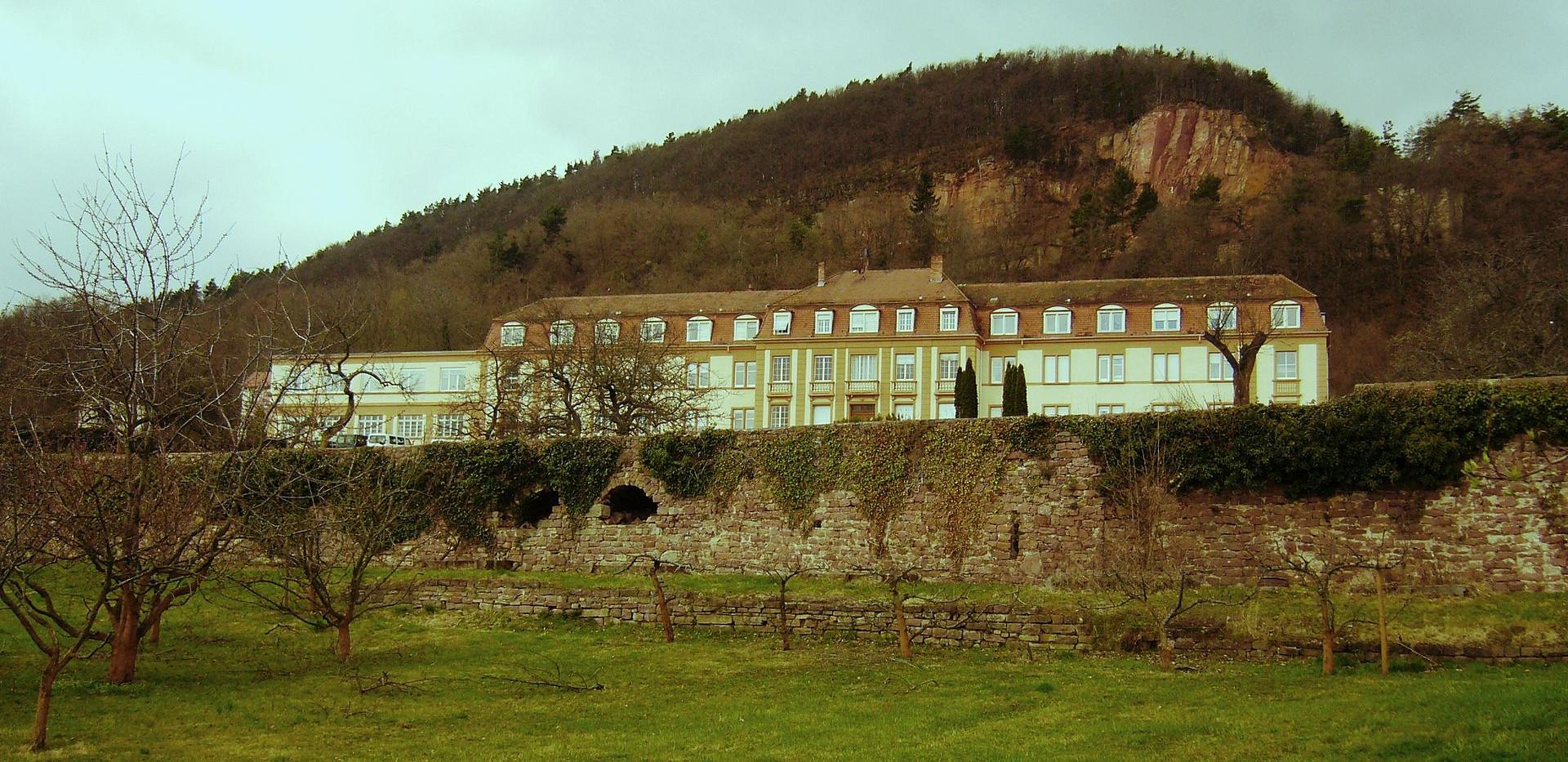 Abbaye de Marbach