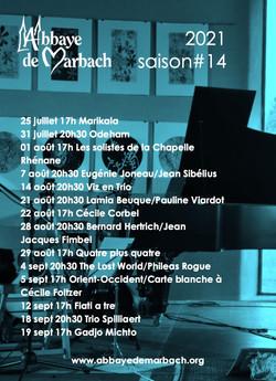 Marbach saison 14