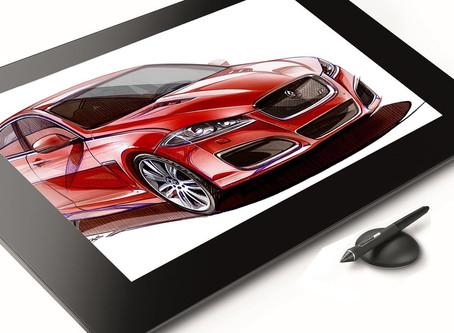 Сервис рисунков , Car drawing service