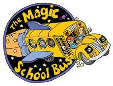 Magic School Bus Logo
