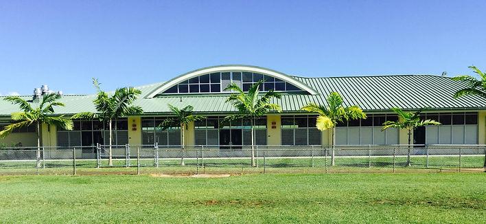Picture of Keaukaha School Cafeteria