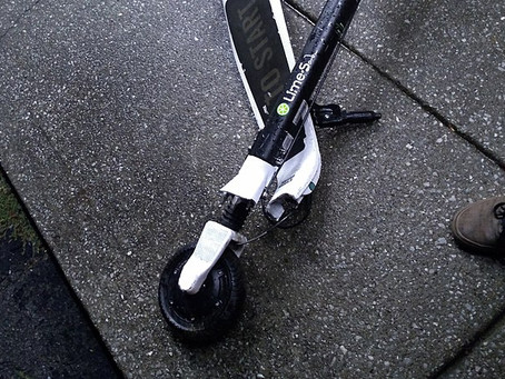 How Sustainable Are E-Scooters?