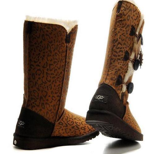 Cheetah UGG Boots