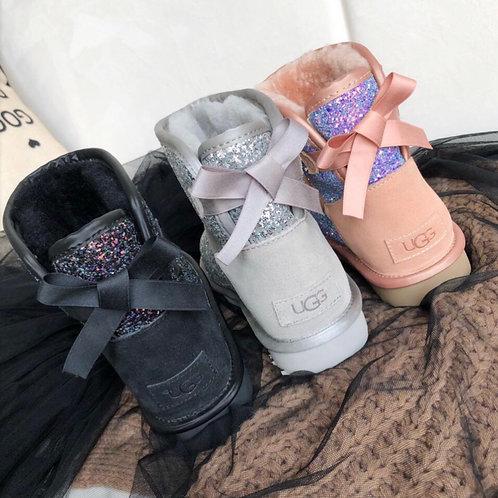Glitter UGG Boots
