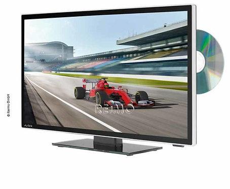 Camping-Fernseher Avtex LED TV 18,5' mit HD/SAT/DVD/USB-Anschluss