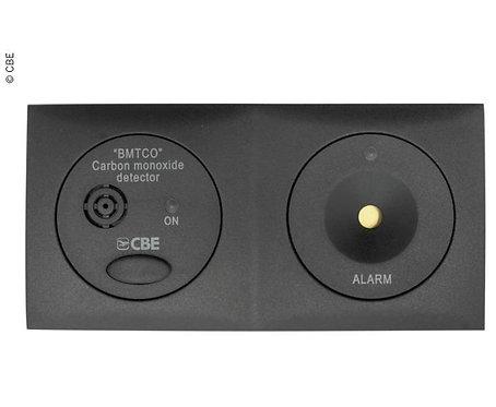 """Gaswarner BMTCO, """"CO"""" Detector, 12V schiefergrau, 119x60mm, 85dB"""