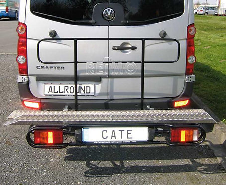Cate Adapter Ducato ab 2007 (Eurochassis) ohne AHK