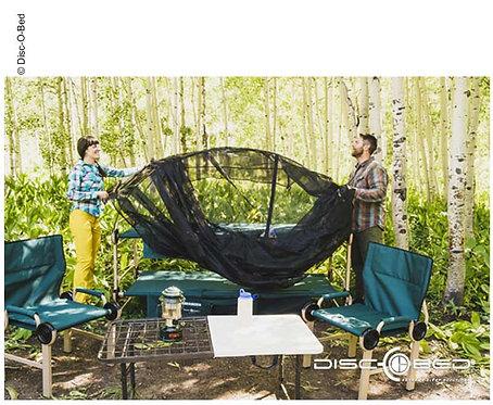 Disc-O-Bed Mosquitonetz mit Rahmen