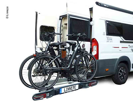 Linnepe Lastenträger Giro Van langer Überhang, bis 80kg, Gewicht: 47kg