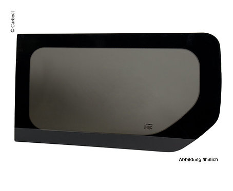 T5 Seitenfenster, T6 Fenster, starr, hinten rechts, ab Bj.04, Carbest