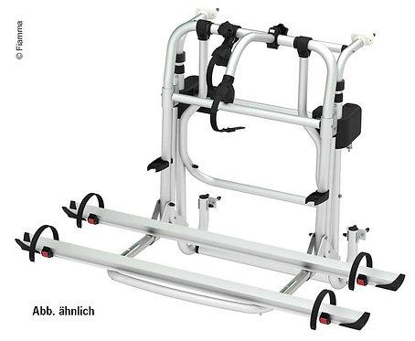 Heckträger Carry Bike Lift 77 für 2 Räder, max. Traglast 60kg, Blau