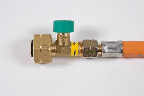 Hochdruckgasschlauch SecuMotion - EU