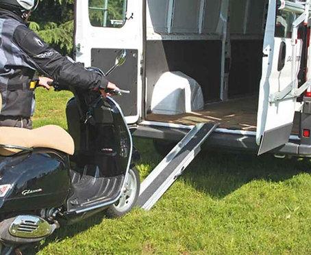 Carry Moto S Auffahrschiene