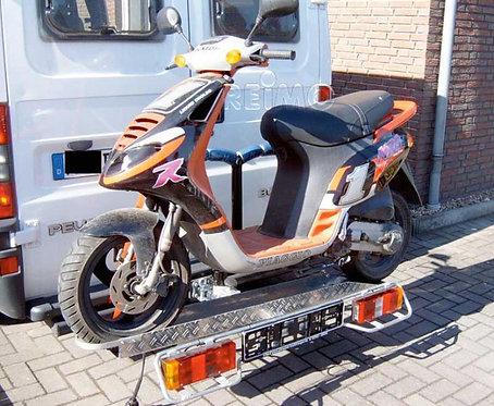 E-Bike Träger, Motorrollerträger  A2000 für AHK, 90kg Nutzlast