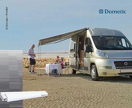 DOMETIC PERFECTROOF PR 2000 - 3,75m Anthrazit / Horizon Grey