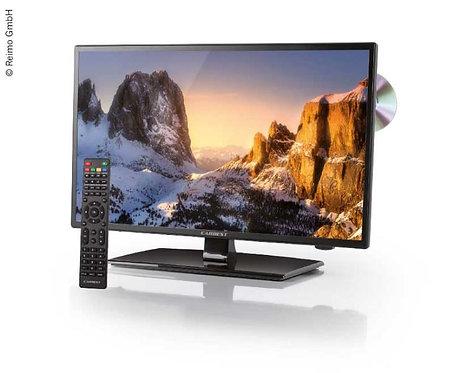 Carbest 12V Fernseher LED TV 21,5' Weitwinkel LED TV